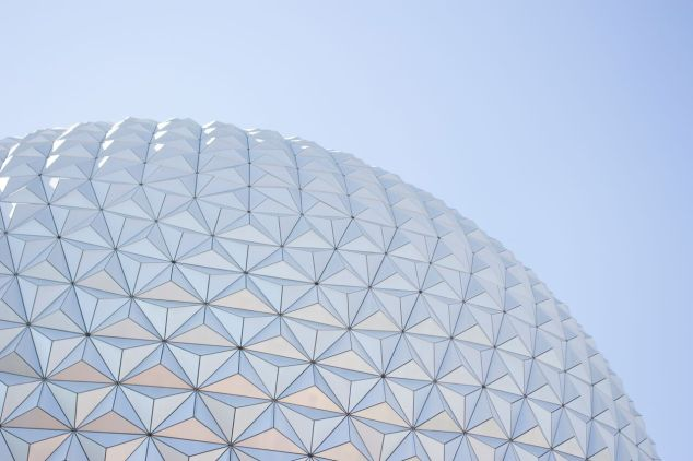 Visit Spaceship Earth at Epcot on your Walt Disney World trip. Photo credit to https://tayloratdisney.com