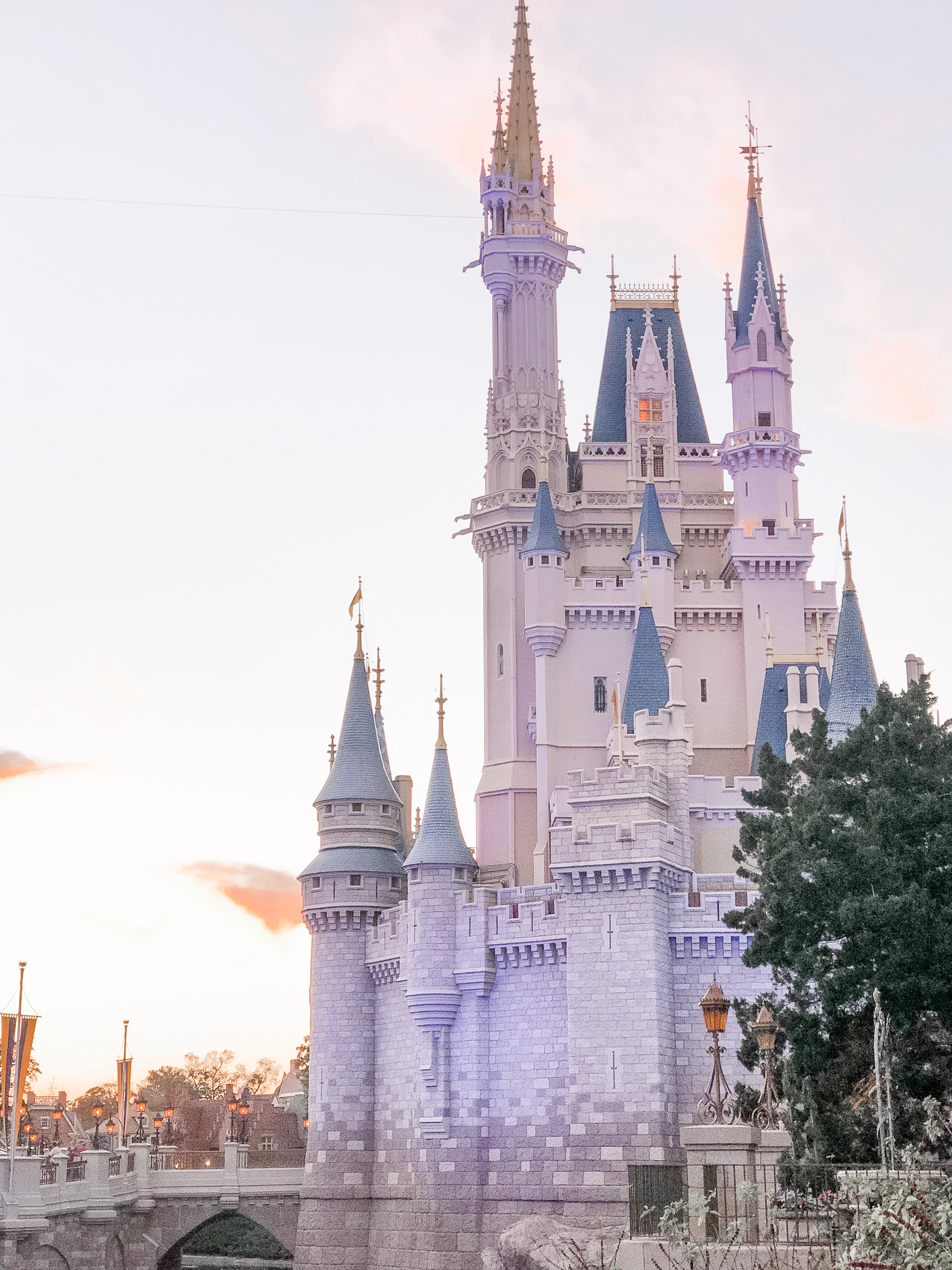 Visit the exclusive Cinderella Castle Suite during the World of Dreams VIP tour at Disney