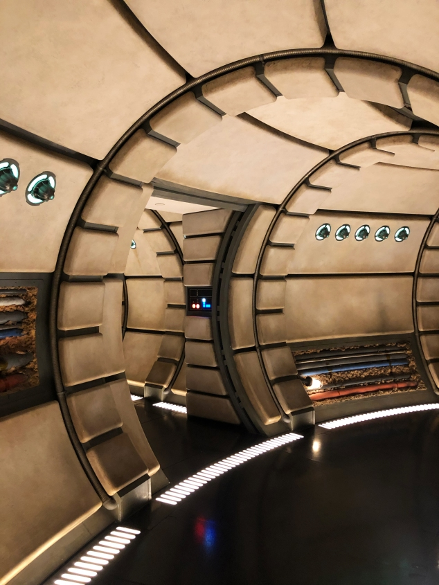 Millennium-Hallway