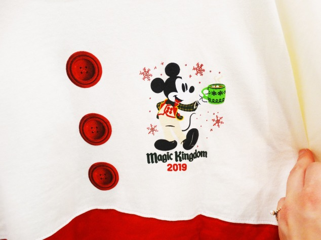 Mickey's Very Merry Christmas Party Exclusive Spirit Jersey