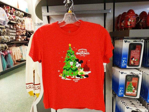 Mickey's Very Merry Christmas Party Exclusive T-Shirt
