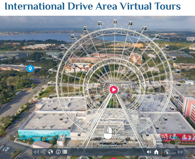 International Drive Area Virtual Tours from Visit Orlando